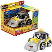 Машинка детская игрушечная Chicco - бульдозер Dozzy 09354.00