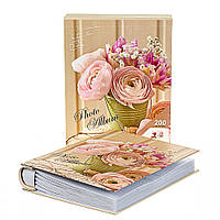 Фотоальбом Veronese Розы 200 фото 10х15 8140-019 (2)