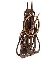 Часы настенные ручной работы Mad Clockmaker Готика 16045