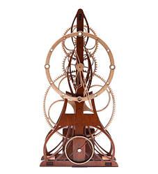 Часы настенные ручной работы Mad Clockmaker Элизия 16042