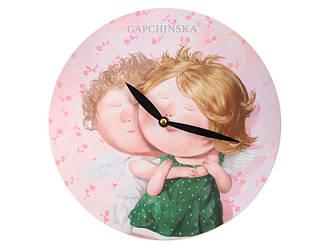 Часы настенные Gapchinska Ты мое счастье 29 см 924-665