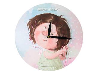 Часы настенные Gapchinska Девочковые тайны 29 см 924-666