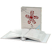 Фотоальбом Veronese Цветок.Сердце 200 фото 10х15 18423-019(1)