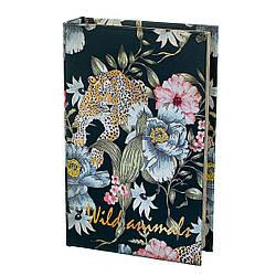 Книга-сейф Veronese Леопард 26х17х5 см 10001-018