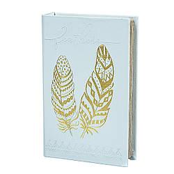 Книга-сейф Veronese Золотое перо 26х17х5 см 10001-015