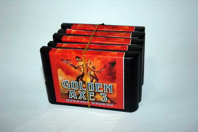 Golden Axe 3, фото 1