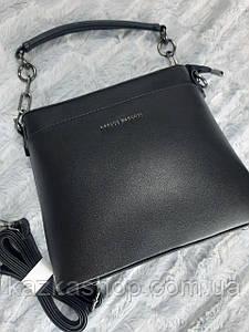Стильная женская сумка из искусственная кожа, один отдел