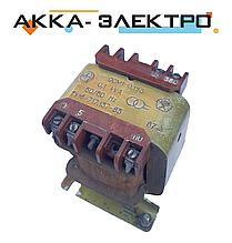 Понижуючий трансформатор ОСМ-0,1 380/5/110 (100Вт)