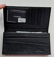 Мужское кожаное портмоне 11-04 black Кожаное портмоне БАЛИСА купить оптом Одесса 7 км, фото 2