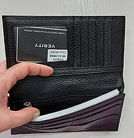 Мужское кожаное портмоне 11-04 black Кожаное портмоне БАЛИСА купить оптом Одесса 7 км, фото 3