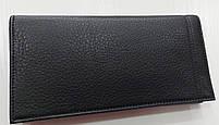 Мужское кожаное портмоне 11-04 black Кожаное портмоне БАЛИСА купить оптом Одесса 7 км, фото 4