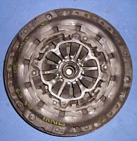 Маховик демпферный (двухмассовый маховик ) МКППAudiA6 C5 2.5tdi V6 24V1997-2004двигатель - AKE , 180л.с.,