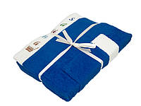 Набор для сауны Gursan Cotton мужской, 3 предмета, 100% хлопок, 4100_gursan_sauna_set_cot