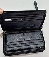 Мужской кожаный клатч BALISA 039-902 black Кожаные клатчи БАЛИСА оптом Одесса 7 км, фото 2