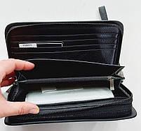 Мужской кожаный клатч BALISA 039-902 black Кожаные клатчи БАЛИСА оптом Одесса 7 км, фото 3