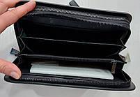 Мужской кожаный клатч BALISA 039-902 black Кожаные клатчи БАЛИСА оптом Одесса 7 км, фото 4