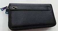 Мужской кожаный клатч BALISA 039-902-1 black Кожаные клатчи БАЛИСА оптом Одесса 7 км, фото 6