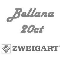 Рівномірна тканина Bellana 20ct