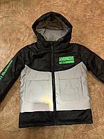 Куртка-парку Amongus для хлопчика 3-10 років, фото 1