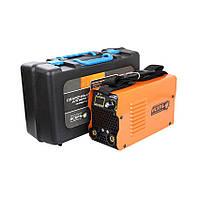 Сварочный инвертор Искра MMA-307DK, 220 В, 5.6 кВт, дисплей, сварочный ток 305 А, электроды 1.6-4.0 мм