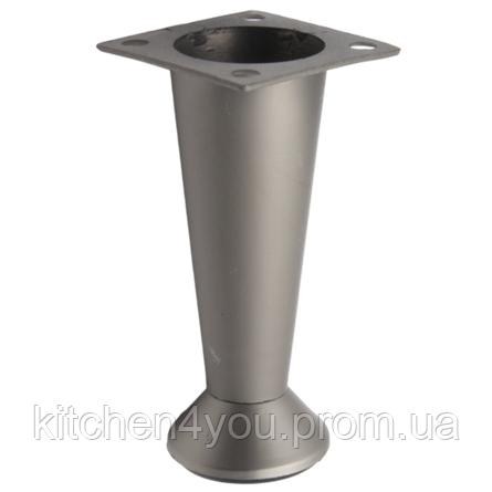 Конусна ніжка 100 мм. сатин