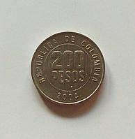200 песо Колумбия 2004 г., фото 1