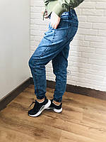 Жіночі джогери Женские стильные джоггеры джинсы штаны Весна Осінь, фото 1