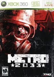 Игра для игровой консоли Xbox 360, Metro 2033 (БУ, Лицензия)