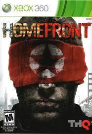 Игра для игровой консоли Xbox 360, Homefront (БУ, Лицензия)