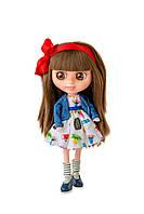 Детская коллекционная Кукла Пупс BERJUAN Биггерс Абба Лингг 32 см