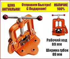 Тиски слесарные трубные  10-89 мм SPARTA 185705
