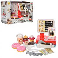 Игровой детский набор Магазин Bambi Сладости, со звуковыми эффектами. Оригинальный подарок девочке 3 лет