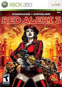 Игра для игровой консоли Xbox 360, Command & Conquer: Red Alert 3 (БУ, Лицензия)