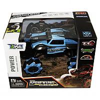 Внедорожник с приводом 4х4 на радиоуправлении Toys Toys Машина для дрифта синяя. Подарок мальчику подростку