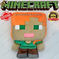 """Игрушка-подушка Алекс из Minecraft - """"Alex"""" - 40 х 27 см"""