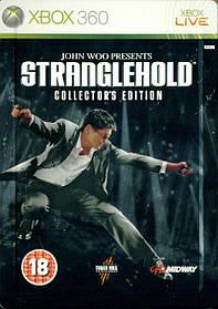 Игра для игровой консоли Xbox 360, Stranglehold John Woo Presents Collector's Edition (БУ, Лицензия)