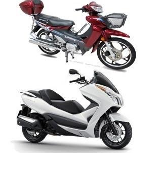 Скутеры Мопеды
