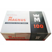 Гильзы для сигарет Magnus Extra Long 100 шт