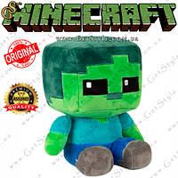 """Игрушка Ребенок зомби из Minecraft - """"Zombie Baby"""" - 27 см"""