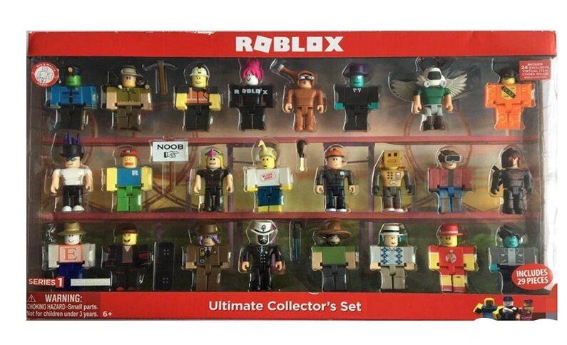 Герои Roblox JL 18838 Комплект 24 Фигурок Роблокс.