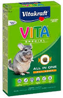Vitakraft Vita Special Regular для шиншилл возрастом до 10 лет 600г (25326)