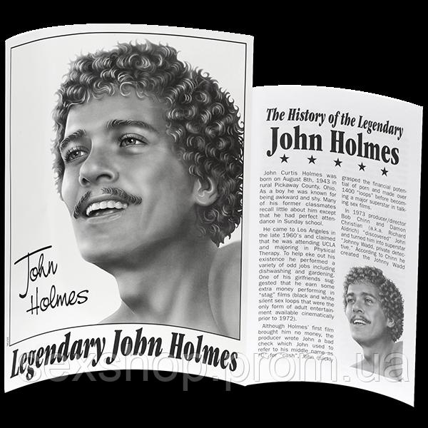 legendary John Holmes