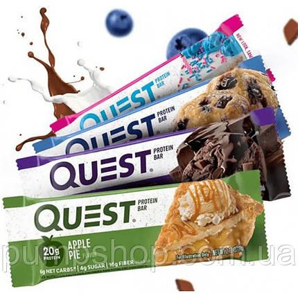 Протеин Quest Multi-Purpose Mix Protein Powder 26 порц. ( Без вкуса ), фото 2