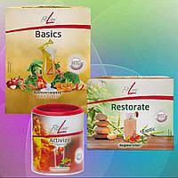 Пищевые добавки Фитлайн - FitLine Оптимальный Базовый Сет, комплекс витаминов и минералов