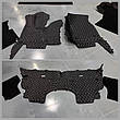 Комплект Килимків 3D Toyota Prado 150 + дод килимки ПВХ, фото 6