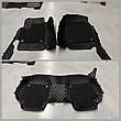 Комплект Килимків 3D Toyota Prado 150 + дод килимки ПВХ, фото 4