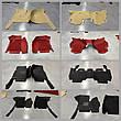 Комплект Килимків 3D Toyota Prado 150 + дод килимки ПВХ, фото 5