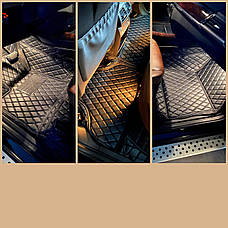 Комплект Килимків 3D Porsche Cayenne, фото 3