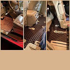 Комплект килимків з екошкіри для Maserati GranTurismo, фото 2