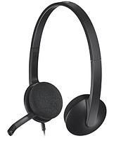 Гарнитура Logitech Stereo Headset H340